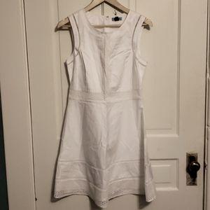 ⌛5 for $20⌛ Cynthia Rowley White Eyelet Dress